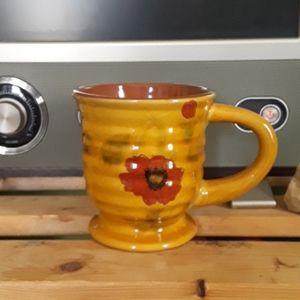 Fleur de Paradis for Living Quarters coffee mug